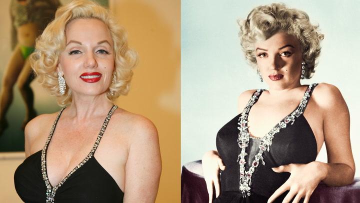 Uma Thurman, Blake Lively... las otras \'Marilyn\' antes de Ana de Armas