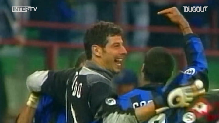 Incredible Goals: Toldo Vs Juventus