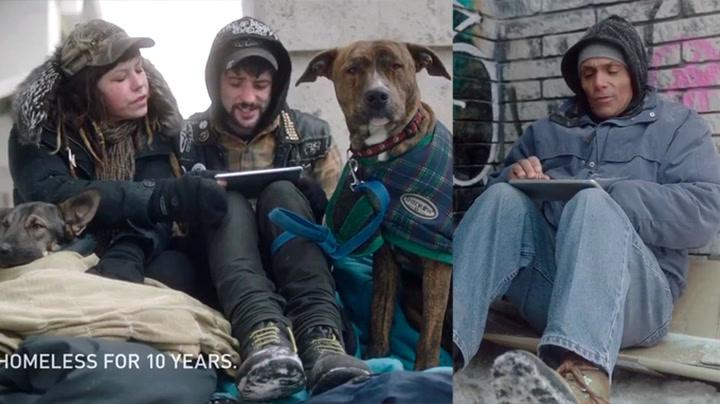 «Jeg hater de hjemløse!»