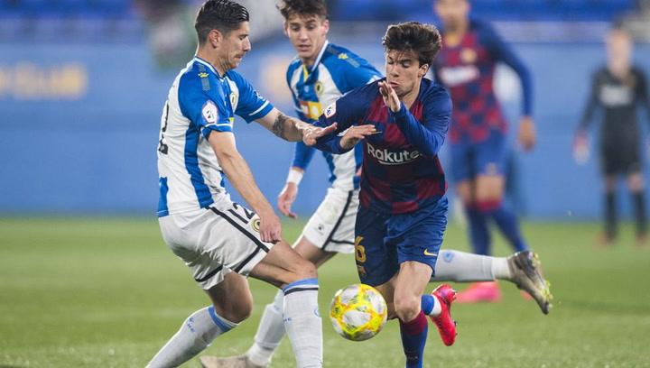 Barça B - Hércules  (0-0)