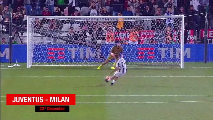 Donnarumma Saved Penalties