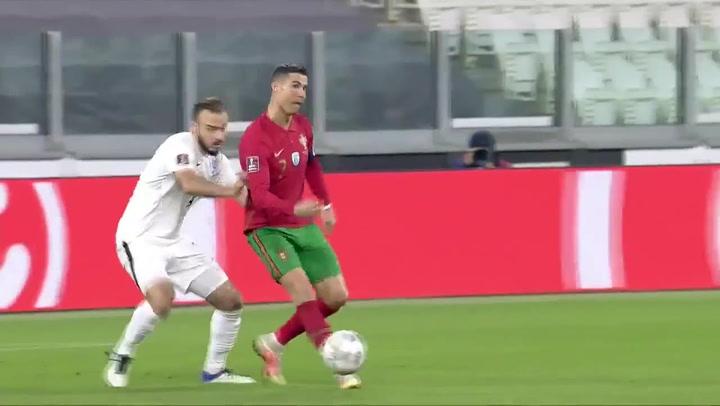 1-0: Pírrica victoria de la Portugal de Cristiano ante Azerbaiyán