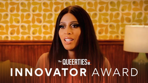 Isis King, The #Queerties INNOVATOR AWARD nominee