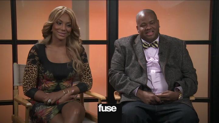 Tamar and Vince On New Reality Series