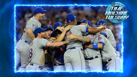 Mets take down Dodgers in 2015 NLDS