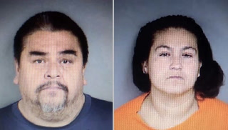 Las Vegas Couple arrested and charged in death of infant found in dumpster