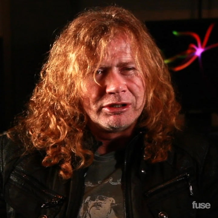 Dave Mustaine on Super Collider & More
