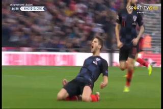 ¡Bailoteo fantástico! Kramaric humilla a la defensa de Inglaterra y anota un gol sensacional en Wembley