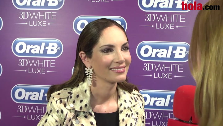 Eugenia Silva: 'Tengo todos los motivos para sonreír'