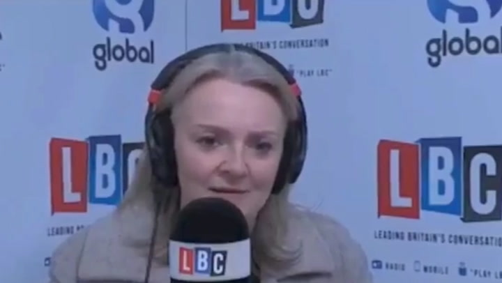 Liz Truss struggles to answer on how she has been personally affected by  austerity