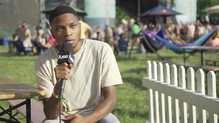 Gallant Won't Talk About His Feelings, But He'll Definitely Sing About Them