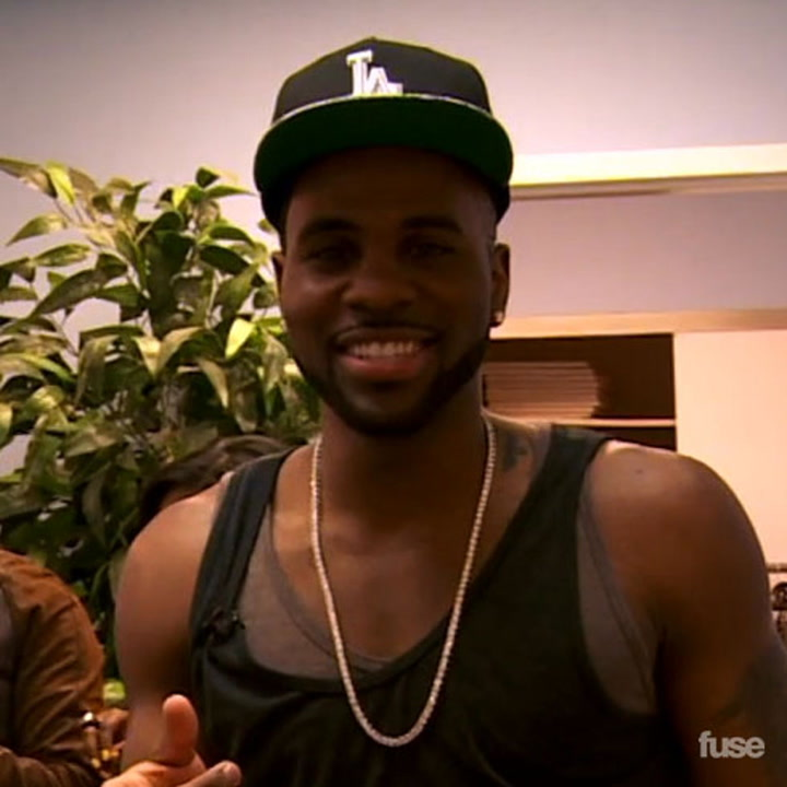 Behind The Scenes with Jason Derulo: How Fast Can He Finish Filming?