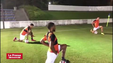 Sub-23 de Honduras se instaló en Yokohama para alistar el duelo ante Corea del Sur
