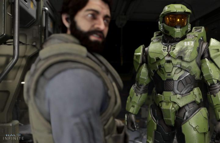 Halo Infinite studio explains its microtransactions