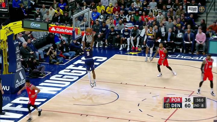 Las 5 mejores jugadas de la jornada de la NBA el 5 de febrero de 2020
