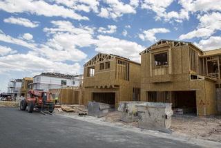 Las Vegas new-home sales