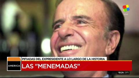 Carlos Menem: En todos los gobiernos