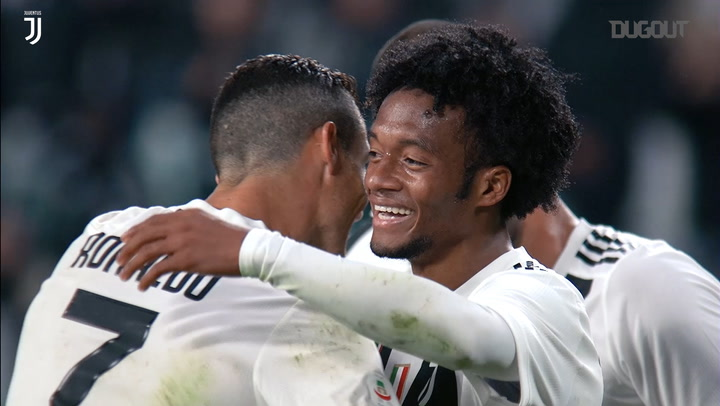 Best forwards: Juan Cuadrado