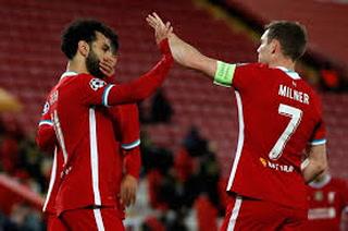 Un Liverpool a medio gas vence al modesto Midtjylland danés por Champions League