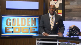 Golden Edge: Knights Get Comeback Win Against Capitals