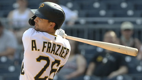 2021 MLB Trade Deadline: Do Mets and Pirates' All-Star 2B Adam Frazier make a good fit?