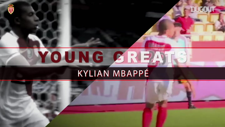 Young Greats: Kylian Mbappé
