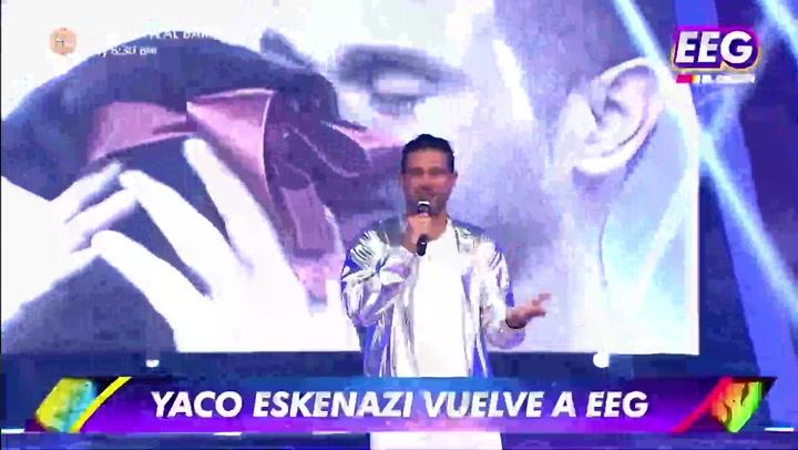 """Yaco Eskenazi y Mario Hart regresaron a """"Esto es Guerra"""" como capitanes"""