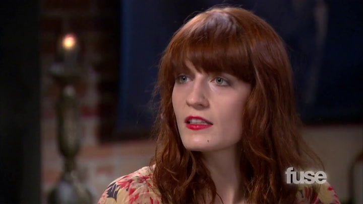 Shows:Fuse Presents: Florence and the Machine: Florence and the Machine's Bonus