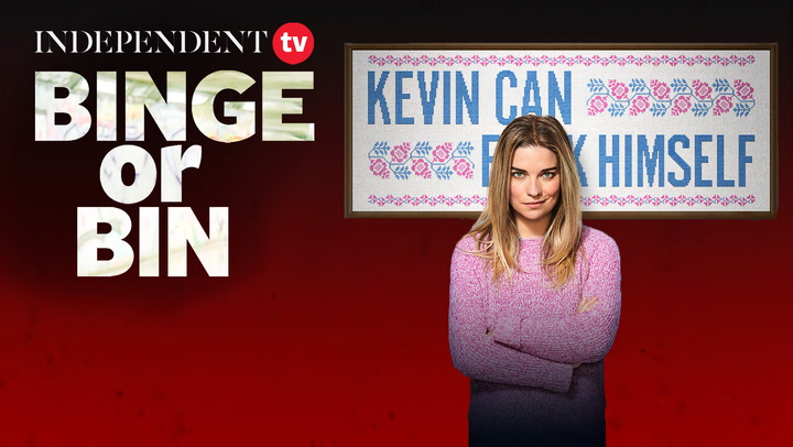 Kevin Can F*** Himself is a 'biting skewering' of 'misogynistic' sitcoms