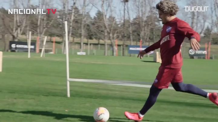 Felipe Gedoz joins Nacional