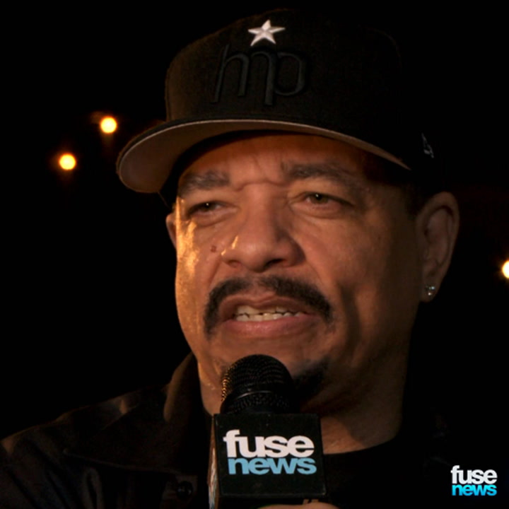 """Ice T: """"Rock n' Roll Has Nothing to Do With Color, It's a State of Mind"""""""