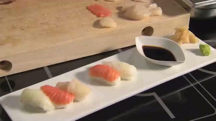 Hvordan lage nigiri-sushi
