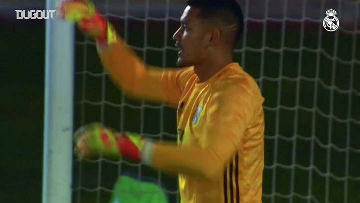 Alphonse Areola's best moments at Real Madrid