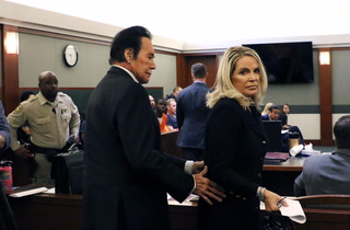 Man who burglarized Wayne Newton's Las Vegas home sentenced to a maximum of 64 years