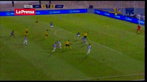 El golazo de Jamaica ante Honduras (Copa Oro 2019)