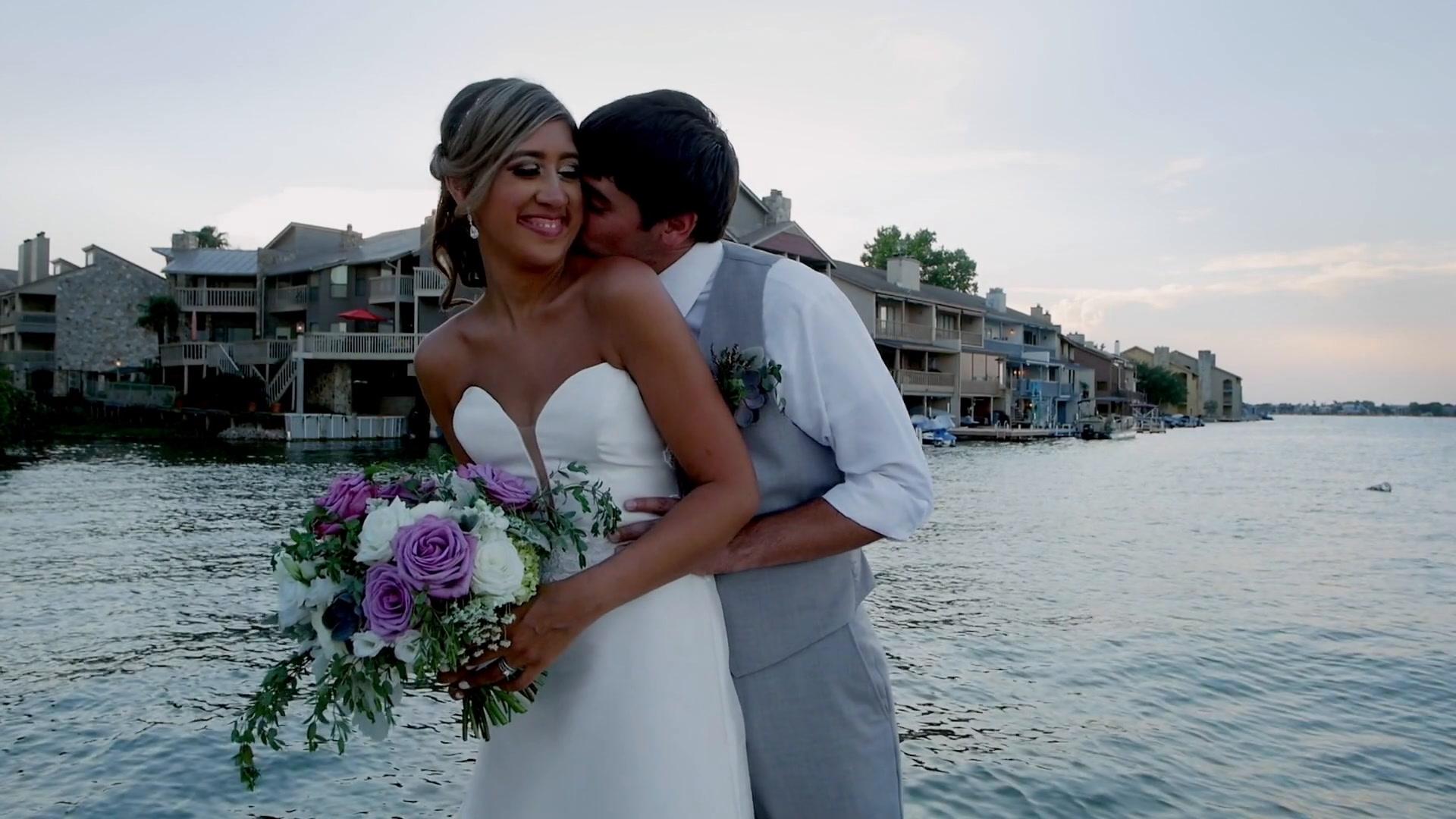 Nadia + Calvin | Horseshoe Bay, Texas | Horseshoe Bay Resort