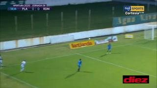 Real de Minas le da la vuelta y con gol de Sebastián Colón está venciendo al Platense