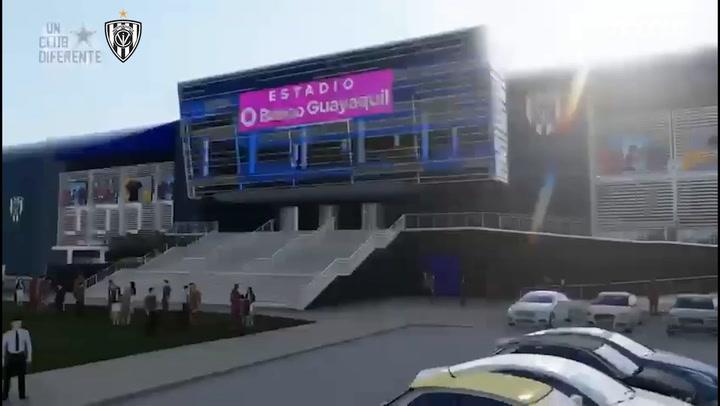 El proyecto de Independiente del Valle para su nuevo estadio
