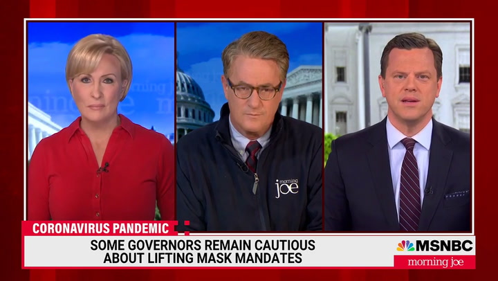 'Morning Joe' Says They Will Still Wear Masks on Planes -- 'Makes Good, Common Sense'