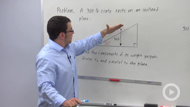 Components of a Force - Problem 2