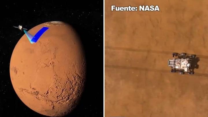 Descubre las tres sondas que estudiarán a Marte