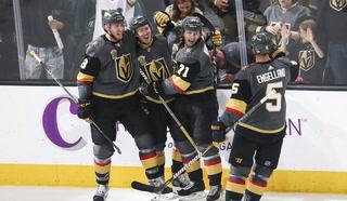 Knights talk playoffs, Karlsson on his game-winning goal