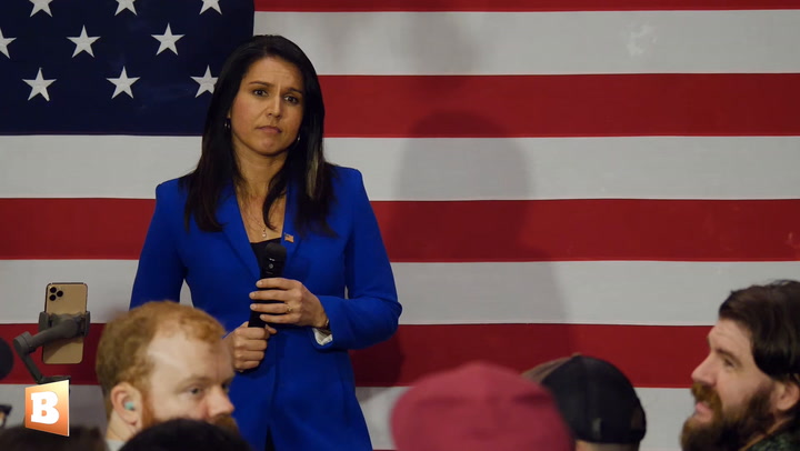 Tulsi Gabbard on Nancy Pelosi Ripping Up SOTU Address: 'I Would Not Have Done What She Did'