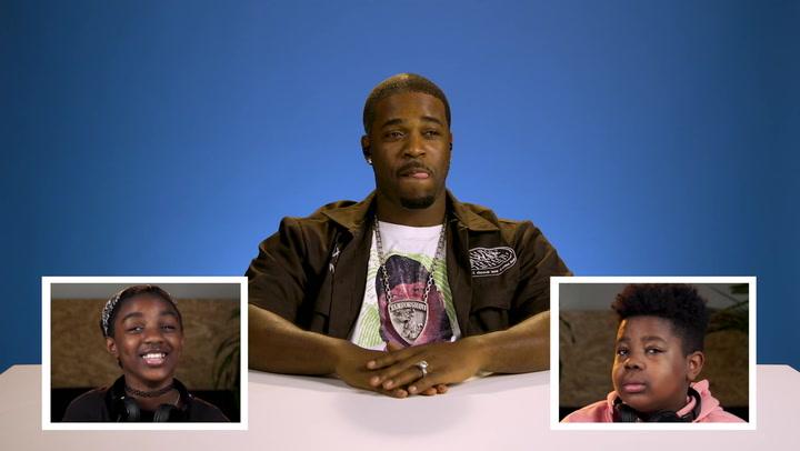 "Kids React To A$AP Ferg's Top Songs: ""Work"" Remix, ""Plain Jane"" & More"