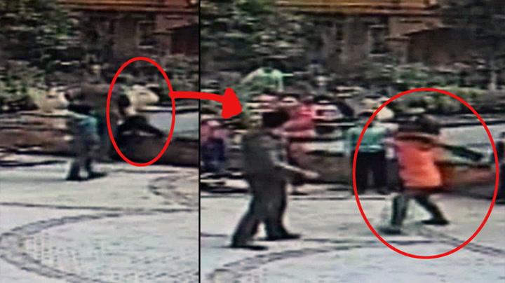 Mann angrep gutt (9) - så kom mor til unnsetning