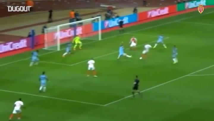 Fabinho's top five goals at AS Monaco