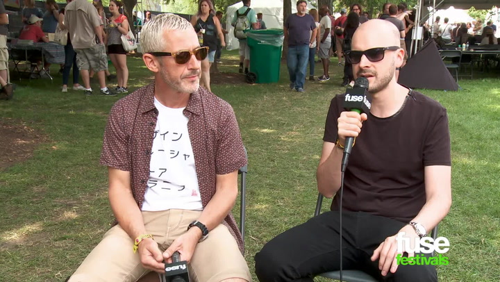 Interviews: Lollapalooza 2014: Above and Beyond