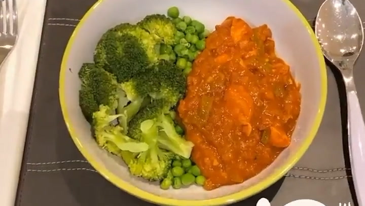 Ruth\'s low-carb curry recipe