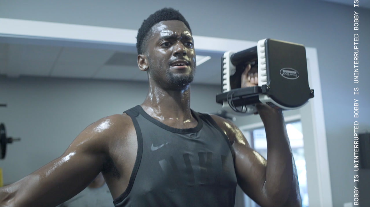 The Grind feat. Bobby Portis