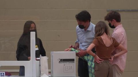 Trudeau se juega su futuro político en los comicios de Canadá